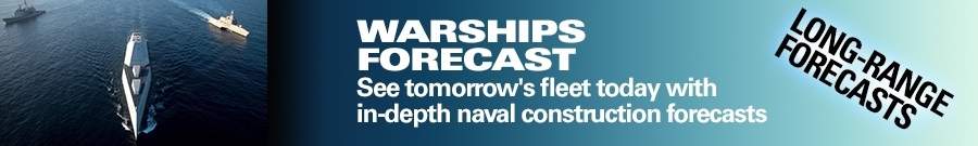 Warships Forecast