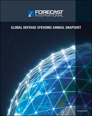 Forecast International - Global Defense Spending Annual Snapshot