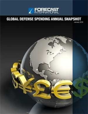 Forecast International - Recapping Global Defense Spending for 2018, Eyeing Future Growth