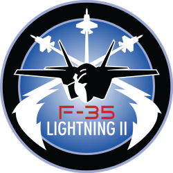 Official F-35 Badge