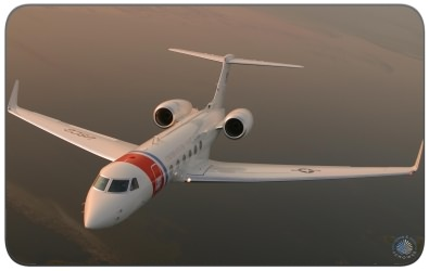 The Gulfstream C-37