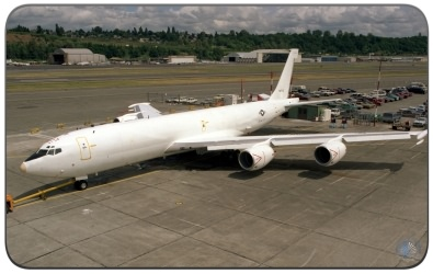 The Boeing E-6B Mercury/TACAMO