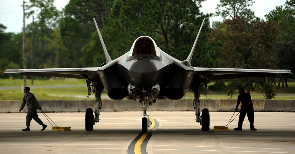 The F-35 Lightning II JSF