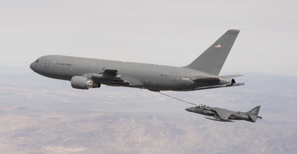 The Boeing KC-46A Tanker