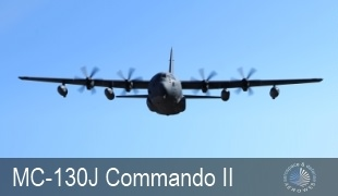 The MC-130J Commando II