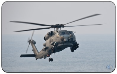 The MH-60R Seahawk