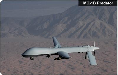 US Air Force MQ 1B Predator