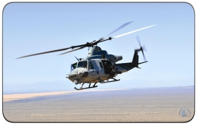 The U.S. Marine Corps' UH-1Y Venom