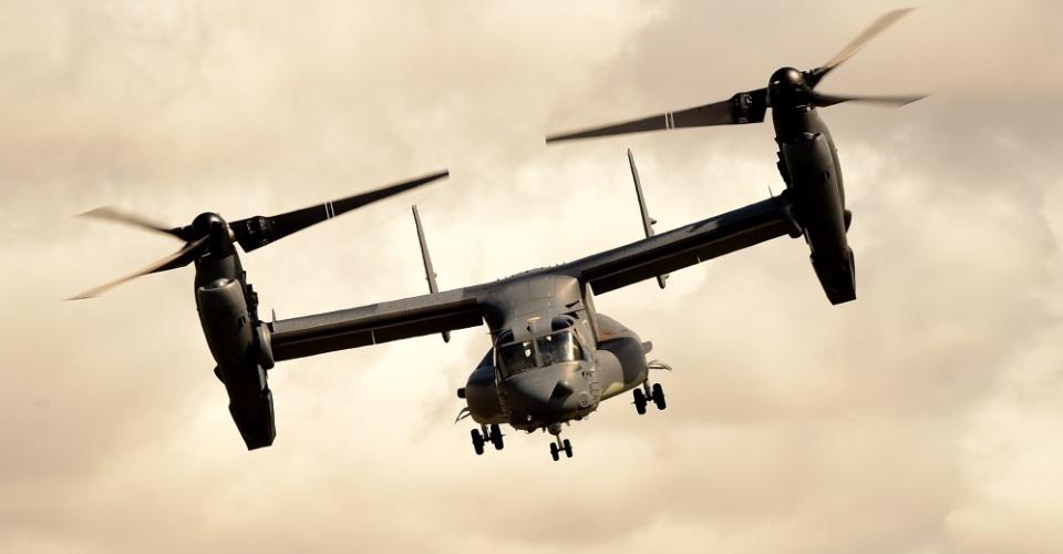 Bell-Boeing V22 Osprey